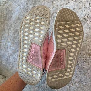 adidas Shoes - Adidas Pink NMD w/ Swarovski crystals - Size 6.5